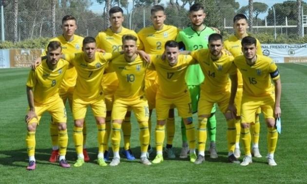 Молодіжна збірна України переграла Кіпр і вийшла у фінал меморіалу Лобановського