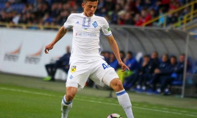 Поки тепленький: Динамо продовжило контракт із молодим захисником