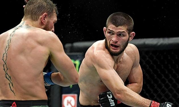 Хабіб - президенту UFC: Тобі пощастило, що ти віддав мені пояс