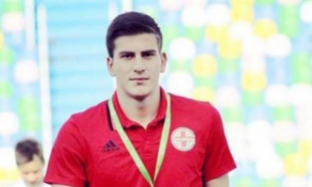 Динамо відпустило грузинського захисника