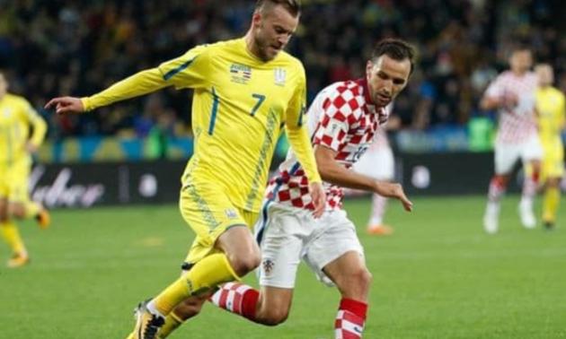 Збірна України може зіграти товариський матч з Хорватією