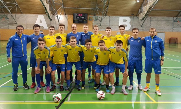 Юнацька збірна України здобула перемогу у стартовому матчі Євро-2019