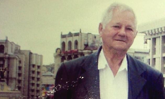Зник батько відомого українського футбольного журналіста