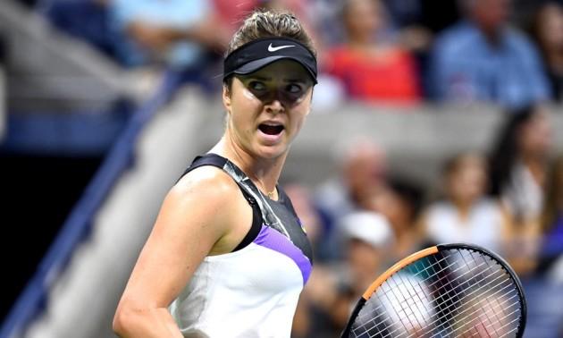 Легендарна тенісистка відзначила роботу тренера Світоліної
