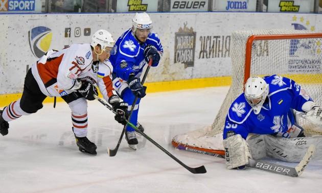 Донбас обіграв Сокіл та став чемпіоном УХЛ