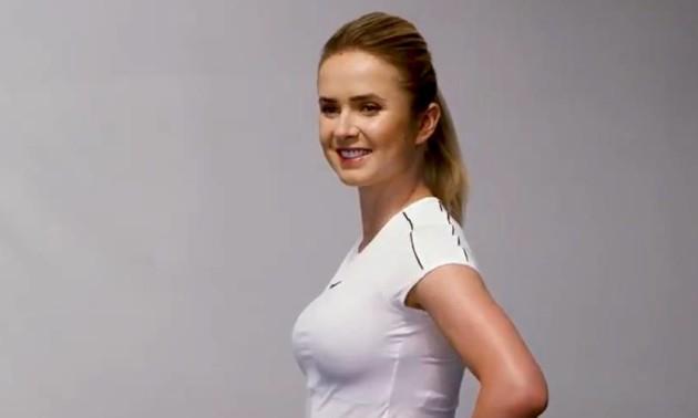Світоліна взяла участь у фотосесії для WTA