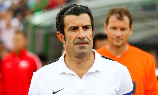 Легендарний зрадник та один з найкращів португальців в історії футболі. Луїшу Фігу - 46. ВІДЕО