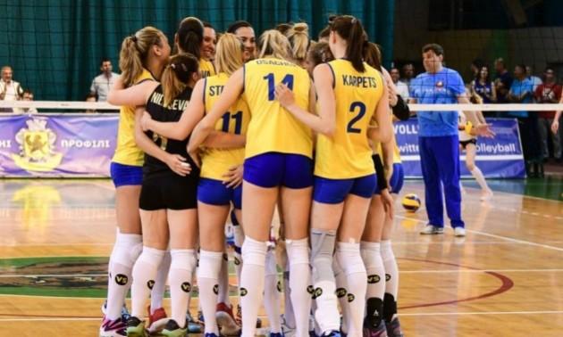 Збірна України програла другий матч на чемпіонаті Європи