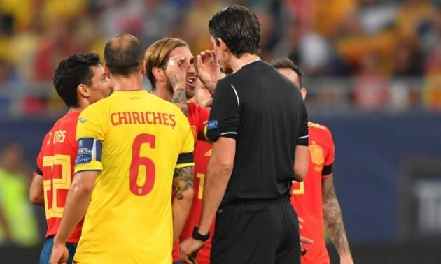 Румунія – Іспанія 1:2. Огляд матчу