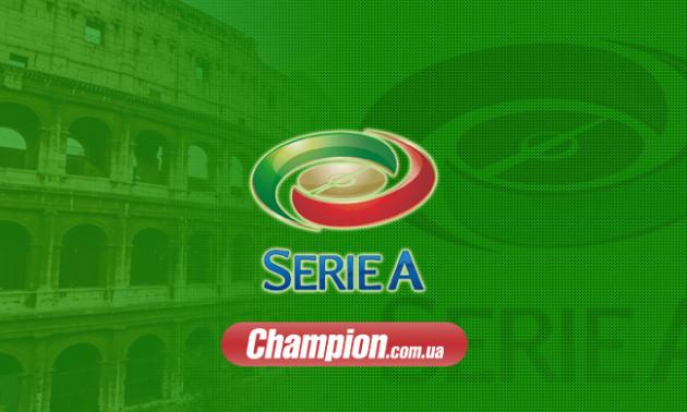 Торіно переграло Дженоа, Лаціо поступилося К'єво. Результати матчів 33 туру Серії А