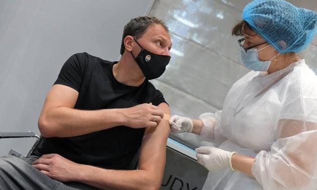Шахтар вакцинувався від COVID-19