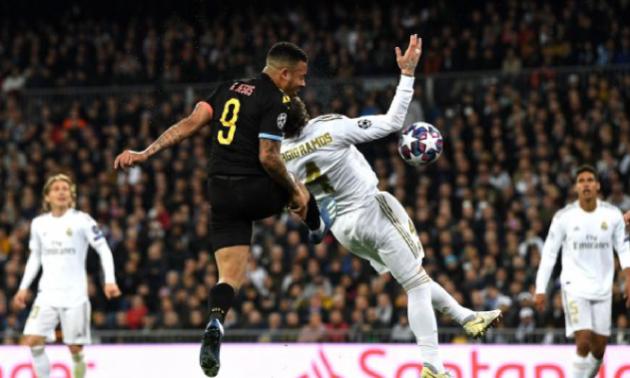 Матч Ліги чемпіонів Манчестер Сіті – Реал перенесений