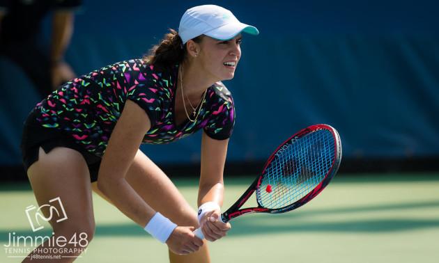 Калініна переграла першу сіяну на турнірі в Х'юстоні