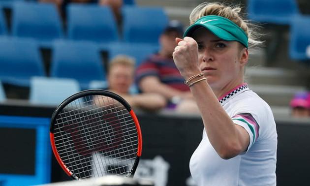 Світоліна у двох сетах переграла Остапенко на турнірі в Досі