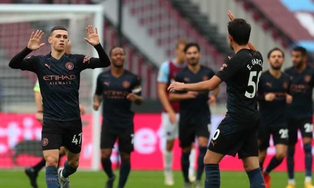 Вест Гем - Манчестер Сіті 1:1. Огляд матчу