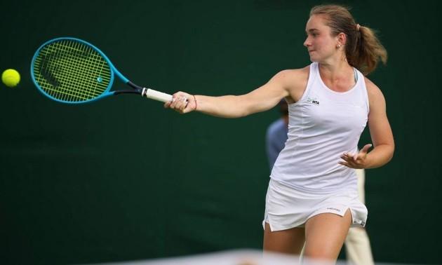 Снігур виграла свій четвертий турнір ITF