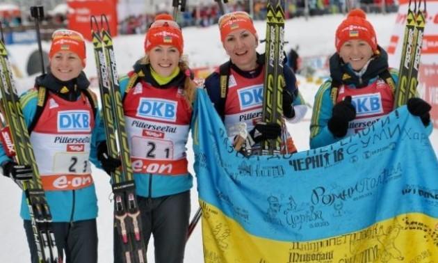 Українська збірна розпочала підготовку до нового сезону