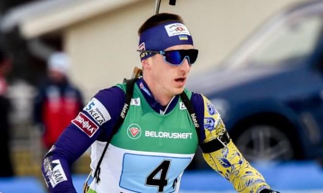 Підручний у ТОП-20 в спринті на Кубку світу у Контіолахті