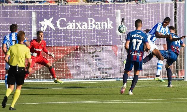 Леванте - Реал Сосьєдад 1:1. Огляд матчу