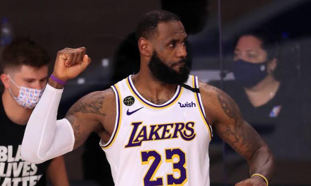 Джеймс став рекордсменом НБА за перемогами в плей-оф