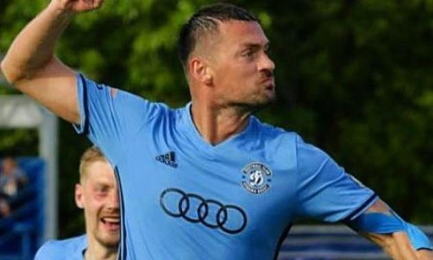 Мілевський забив переможний гол Динамо і відсвяткував у стилі Роналду