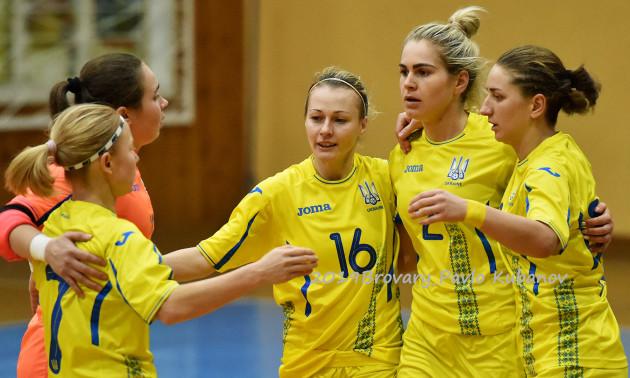 Назвали склад збірної України на Чемпіонат Європи
