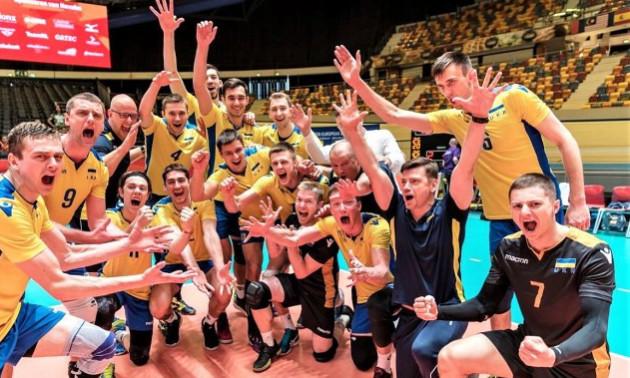 Збірна України перемогла Чорногорію на чемпіонаті Європи