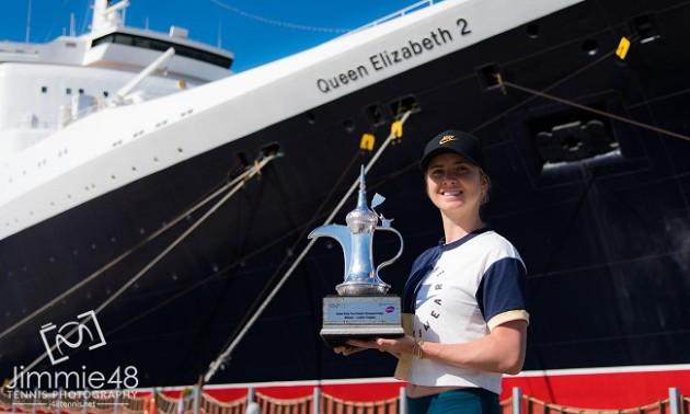 Світ тісний: капітан корабля, на якому побувала Світоліна, знає бабусю чемпіонки. ФОТО