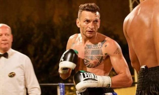 Малиновський битиметься з італійцем Паррінелло