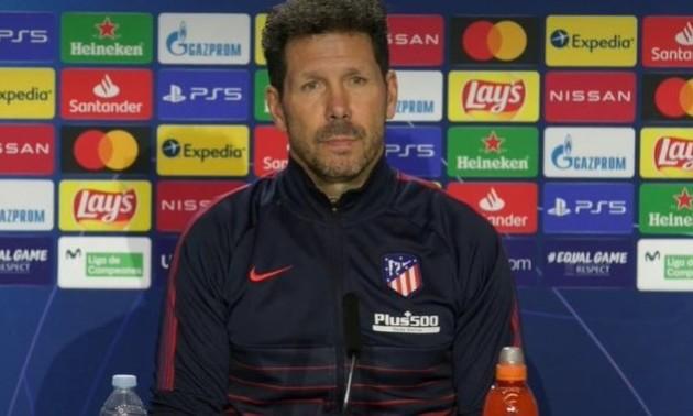 Сімеоне: Атлетіко необхідно обігрувати Баварію