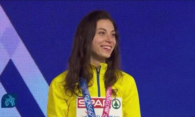 Українські легкоатлети повернулися в Україну з Чемпіонату Європи