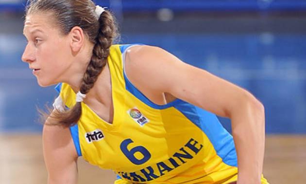 Лідер збірної України встановила рекорд на чемпіонаті Європи