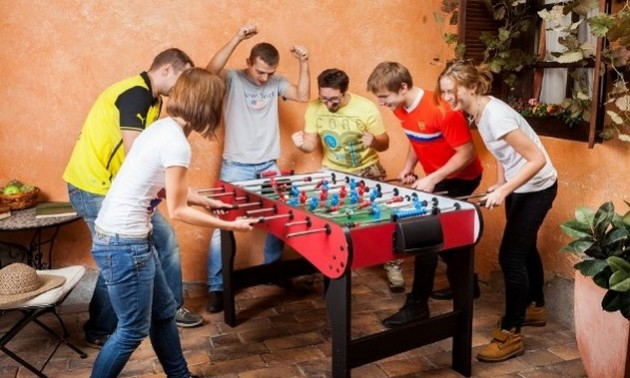 Корисні ігрові тренування для юних спортсменів