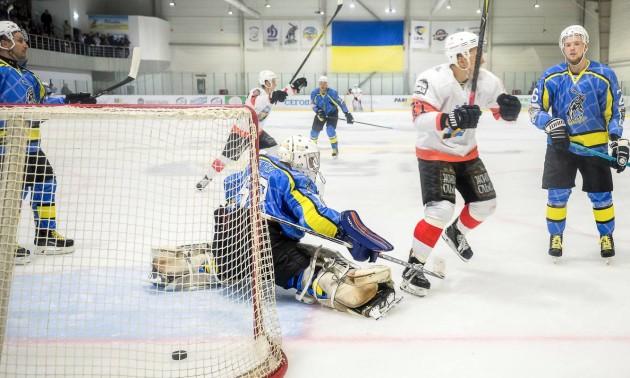 Кременчук обіграв Дніпро у 3 турі УХЛ