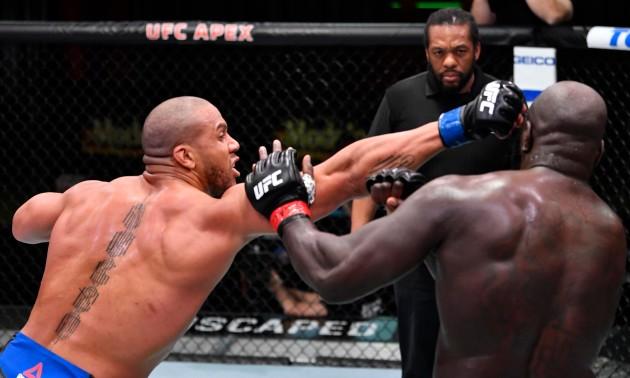 Ган переміг Розенструйка. Результати UFC Fight Night 186