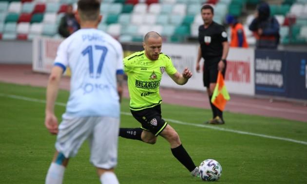 Шахтар Вернидуба мінімально обіграв Динамо Мінськ в 11 турі чемпіонату Білорусі