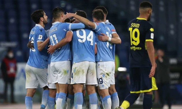 Лаціо переміг Парму в 1/8 фіналу Кубку Італії