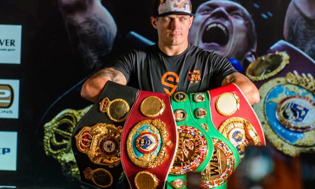 Красюк: Усик хоче битися в суперважкій вазі тільки з видатними боксерами