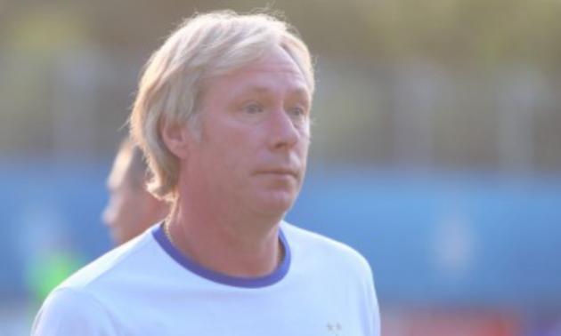 Михайличенко: Працюємо над фізичним станом гравців