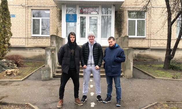 Гравці Динамо взяли участь у здачі крові