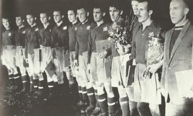 Початок легенди: 64 роки тому Динамо вперше виграло Кубок СРСР. ВІДЕО