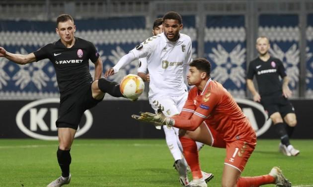 Брага – Зоря: Де дивитися матч Ліги Європи