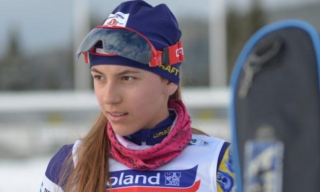 Городна прийшла 19-ю в індивідуальній гонці на юніорському чемпіонаті світу з біатлону