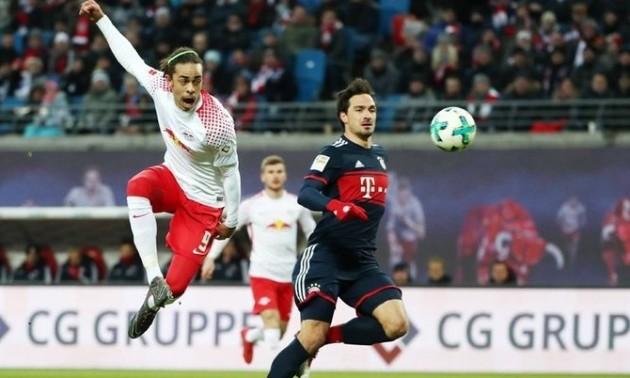 Баварія перемогла РБ Лейпциг та виграла Кубок Німеччини