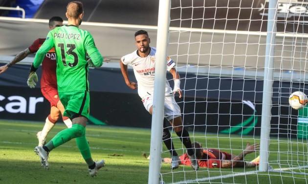 Севілья - Рома 2:0. Огляд матчу