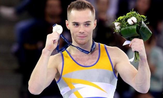 Верняєв завоював золото Європейських ігор у вправах на брусах