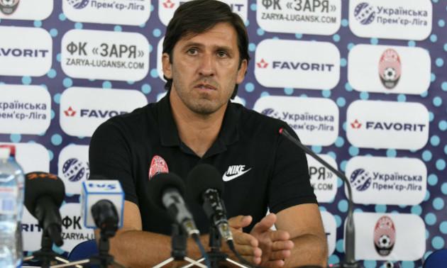Атанасов: На нас чекає непростий матч