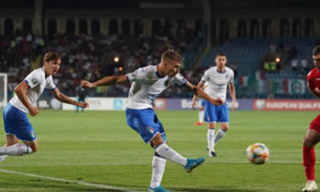 Вірменія поступилася Італії у кваліфікації Євро-2020
