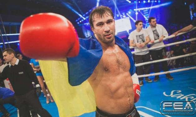 Журавльов переміг технічним нокаутом після 17-місячної перерви