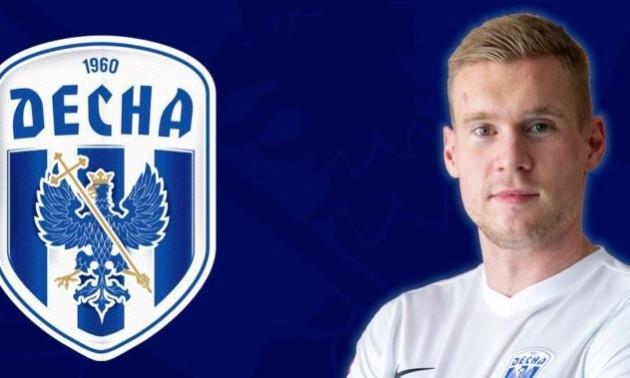 Десна підписала гравця збірної Естонії